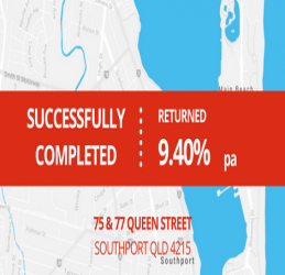 SUCCESSFULLY COMPLETED - SOUTHPORT CBD (1521)