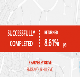 SUCCESSFULLY COMPLETED - ENDEAVOUR HILLS VIC (1605)