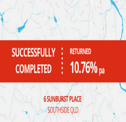 SUCCESSFULLY COMPLETED - SOUTHSIDE QLD (1607)