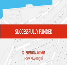 SUCCESSFULLY FUNDED - HOPE ISLAND QLD  (1711)