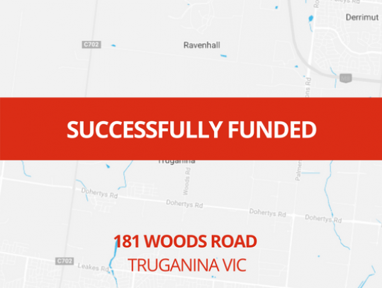 SUCCESSFULLY FUNDED - TRUGANINA VIC (1713)