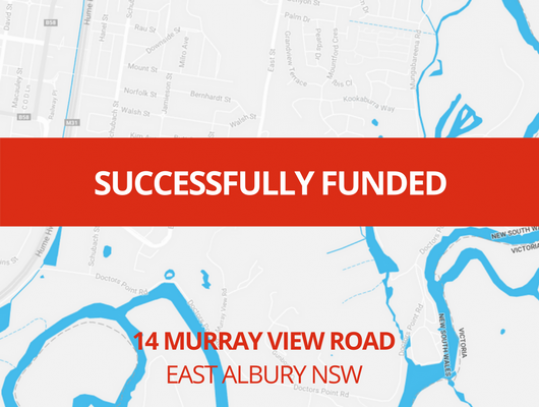 SUCCESSFULLY FUNDED - EAST ALBURY NSW (1714)
