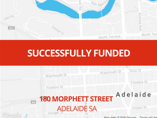 SUCCESSFULLY FUNDED - ADELAIDE SA (1715)
