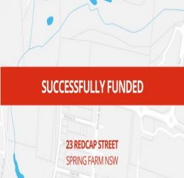 SUCCESSFULLY FUNDED - SPRING FARM NSW (1803)