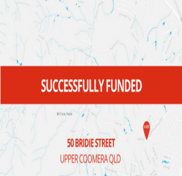 SUCCESSFULLY FUNDED - UPPER COOMERA QLD  (1804)