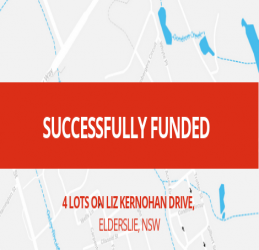 SUCCESSFULLY FUNDED - ELDERSLIE NSW (1808)