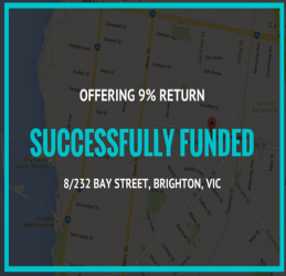 SUCCESSFULLY FUNDED  - BRIGHTON VIC (1608)