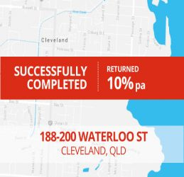 SUCCESSFULLY COMPLETED - CLEVELAND QLD (1612)