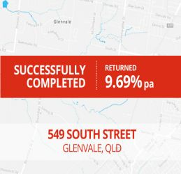 SUCCESSFULLY COMPLETED - GLENVALE QLD (1520)