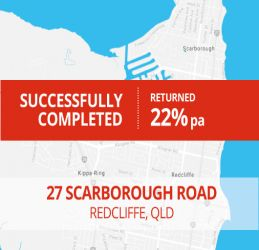 SUCCESSFULLY COMPLETED - REDCLIFFE QLD (1522)