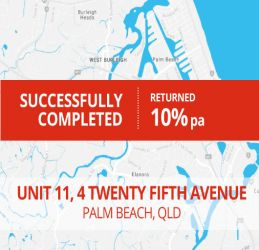SUCCESSFULLY COMPLETED - PALM BEACH QLD (1518)