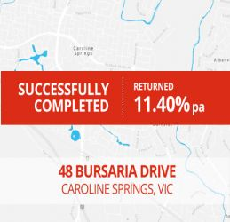SUCCESSFULLY COMPLETED - CAROLINE SPRINGS VIC (1516)