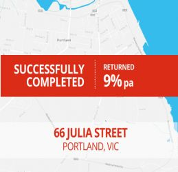 SUCCESSFULLY COMPLETED - 7 x HOLIDAY UNITS IN PORTLAND VIC (1504)