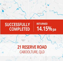 SUCCESSFULLY COMPLETED - CABOOLTURE QLD (1604)