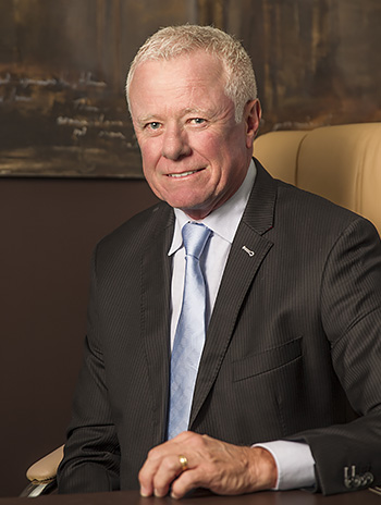 WARREN LEE - Chairman and Managing Director